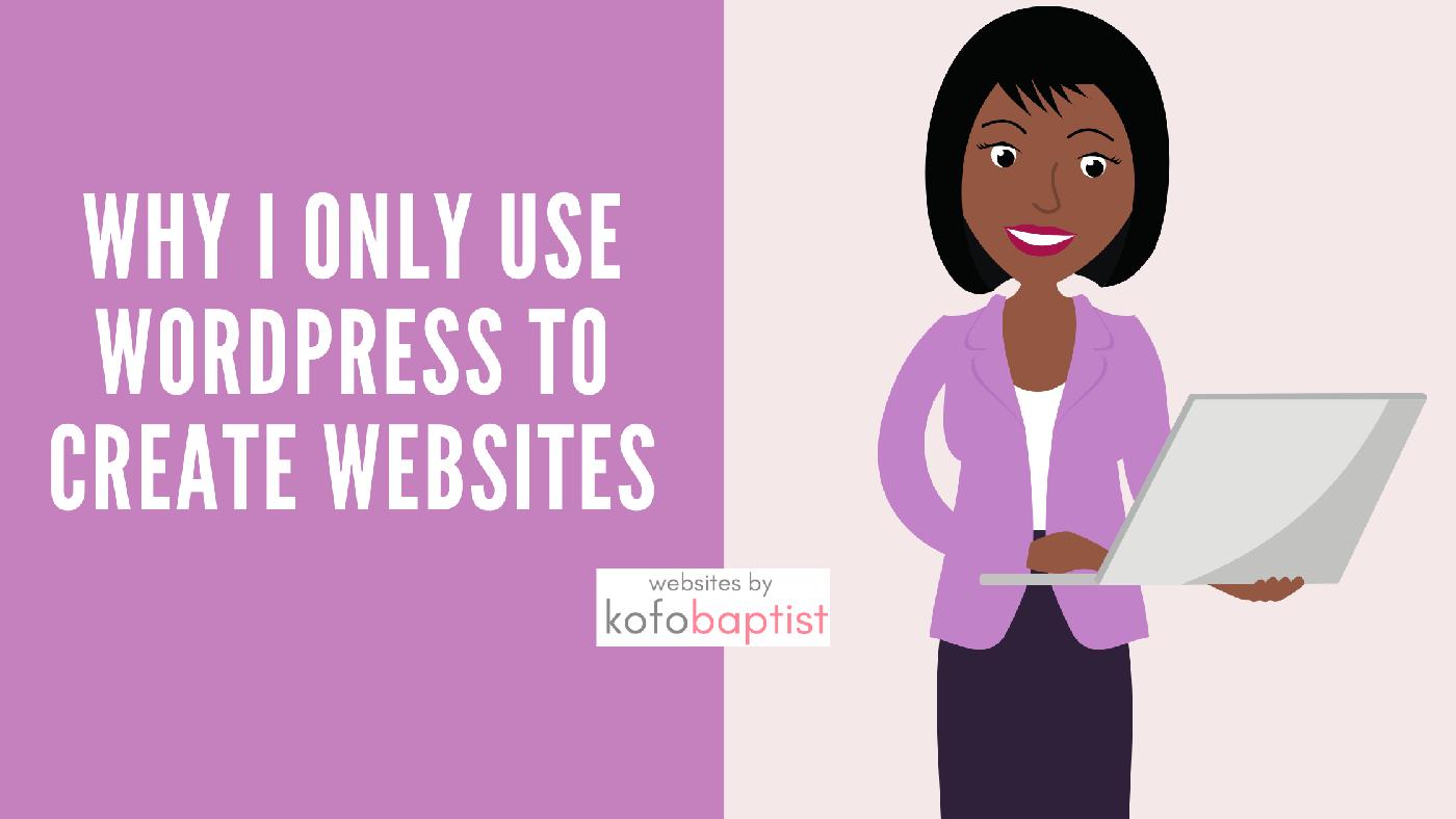 Essex Web Designer: Why I Only Use WordPress to Create Websites