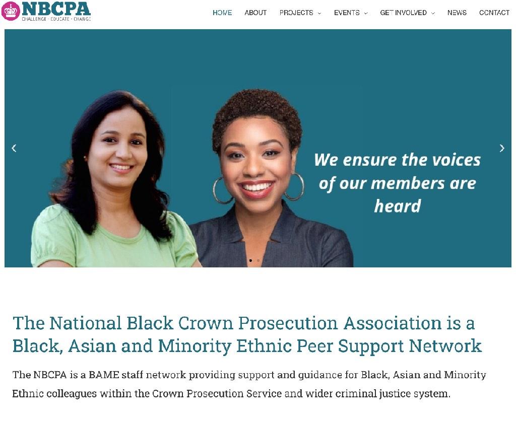 NBCPA, WordPress Website Design – Brentwood, Essex